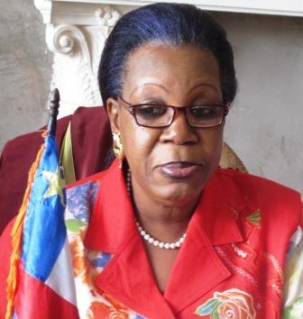 Centrafrique : Catherine Samba-Panza investie dans ses fonctions de Présidente de Transition ce jeudi