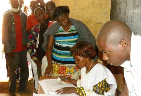 Un candidat du RDC arrêté pour fraudes à Berberati