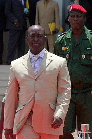 La sécurité en Centrafrique selon Francis Bozizé, ministre de la défense