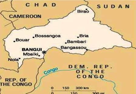 Alindao prise par Séléka à quelques jours du dialogue de Libreville ?