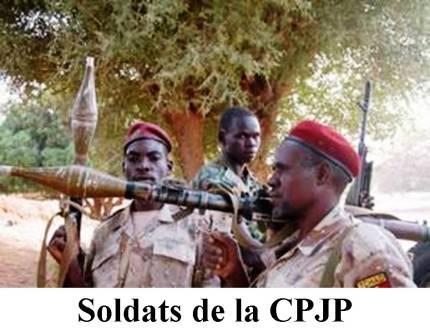 Village Yangou-Droundja à Bria en RCA terrorisé par la CPJP
