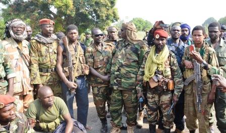 Séléka annonce le cantonnement de ses troupes dans 3 villes de la RCA