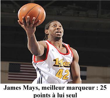 Premier match, première victoire pour les Fauves à l'Afro-basket