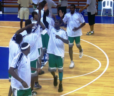 Bon début des Fauves, victoire face au Tchad