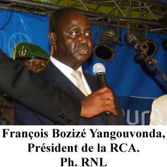 Cinquantenaire de la RCA, Bozizé dresse un bilan positif, malgré tout