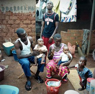 Programme PTPE, pour une réduction du taux d'infection à VIH-SIDA