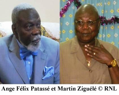 Ziguélé annonce la réconciliation avec Patassé